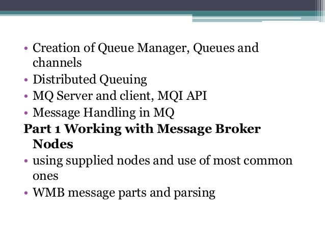 websphere message broker v8 tutorial pdf