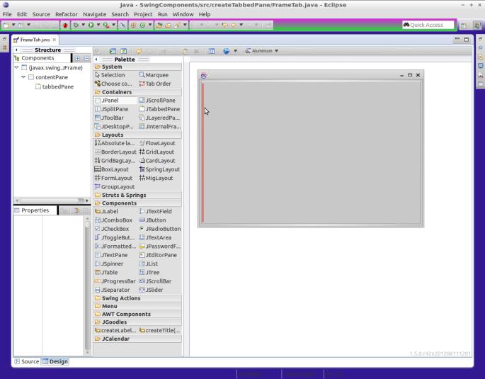 eclipse windowbuilder tutorial pdf