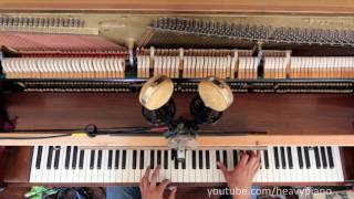 no surprises piano tutorial