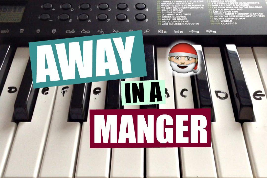 easy christmas piano tutorial