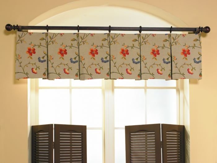 box pleat curtain tutorial