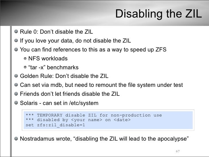 zfs file system tutorial