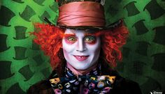 johnny depp mad hatter makeup tutorial