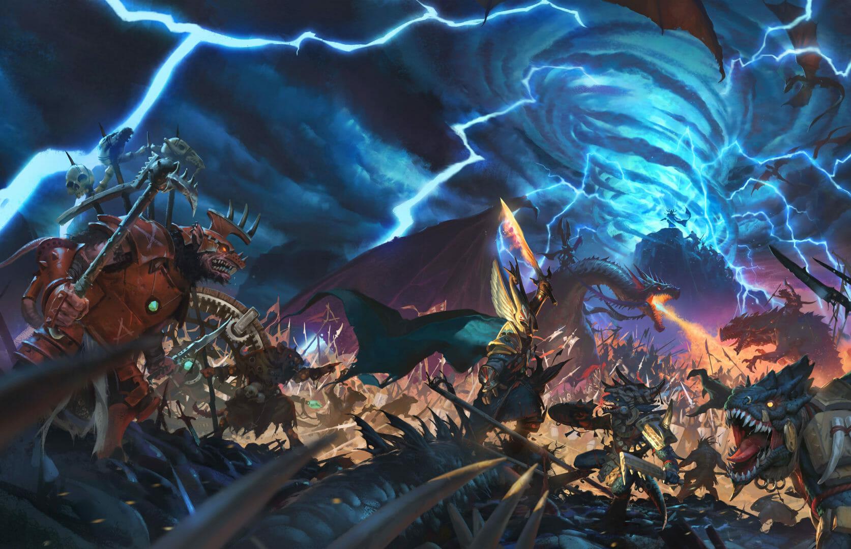 total war warhammer 2 tutorial