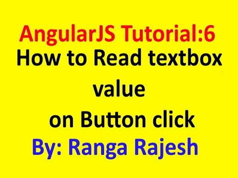 best angularjs tutorial youtube