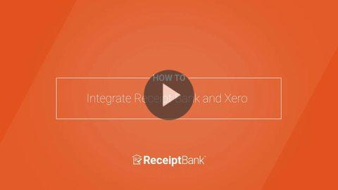 receipt bank xero tutorial