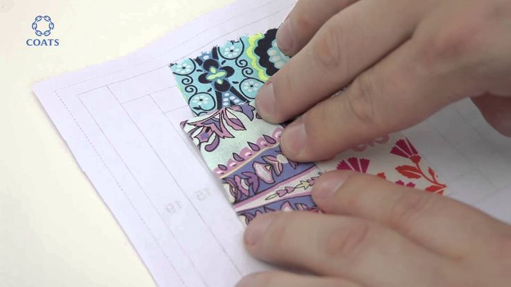 freezer paper foundation piecing tutorial
