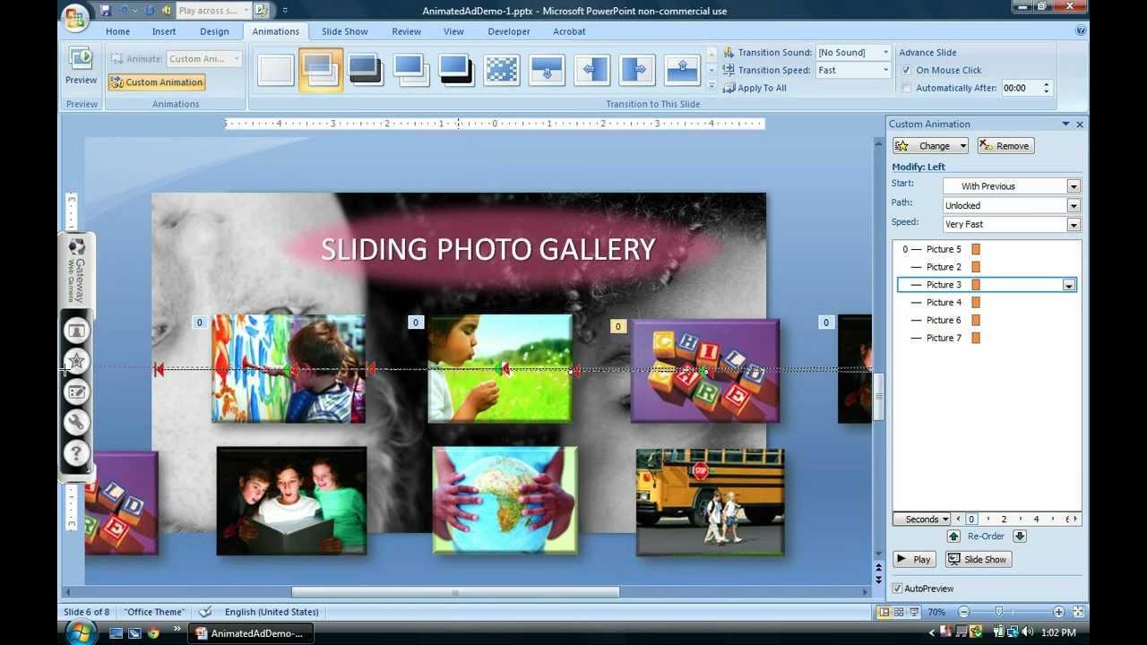 powerpoint presentation tutorial 2007