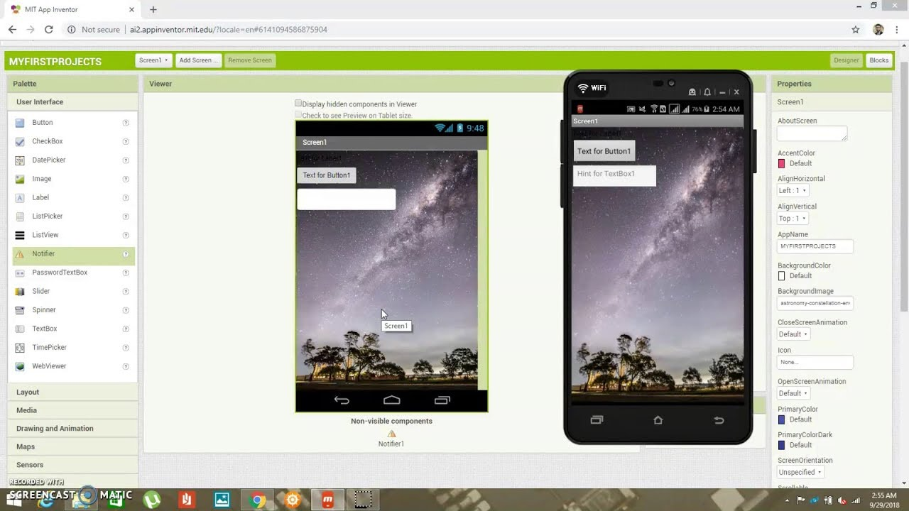 how to make mobile apps tutorial