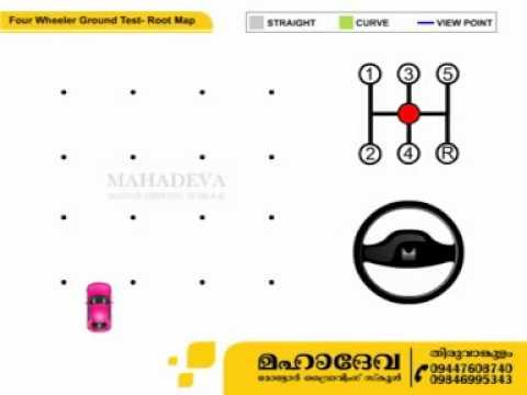 manual car driving tutorial