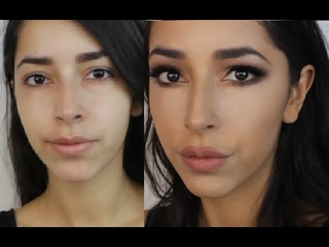 kim kardashian contouring and highlighting tutorial