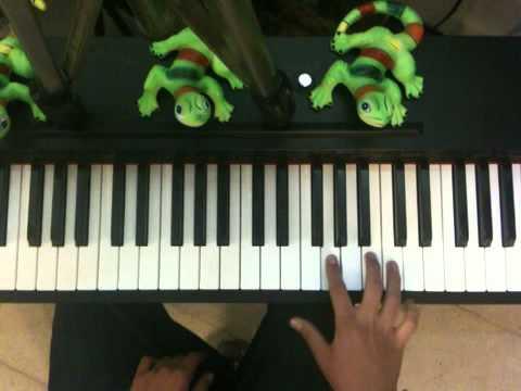 harry potter piano tutorial