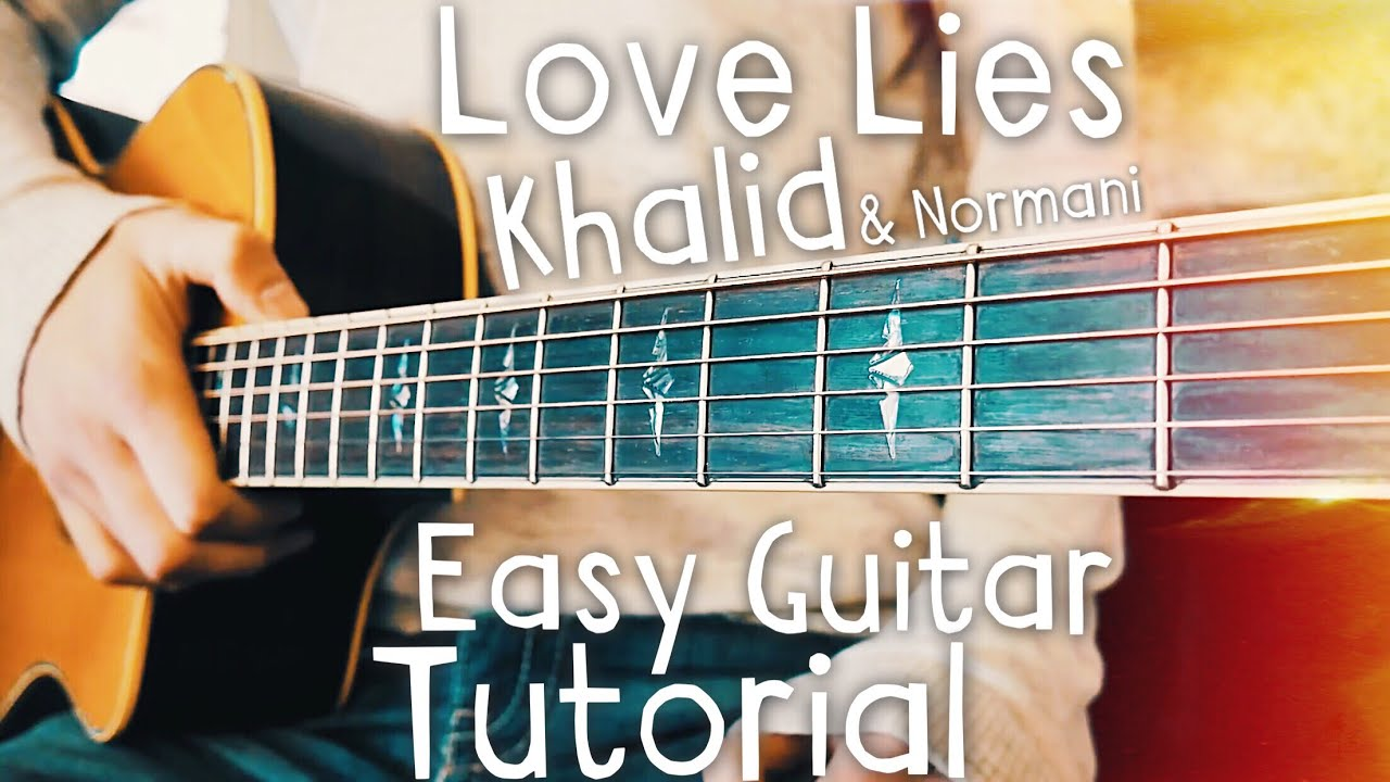 how to love guitar tutorial