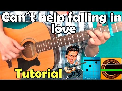 can t help falling in love ukulele tutorial