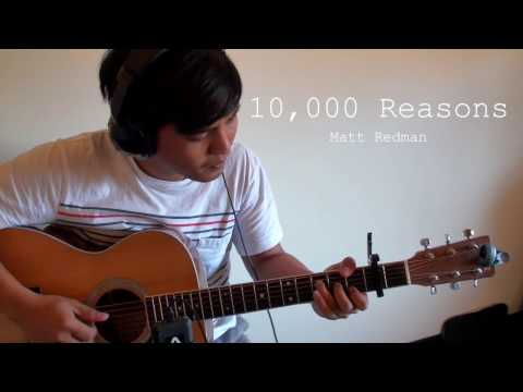 10000 reasons guitar tutorial