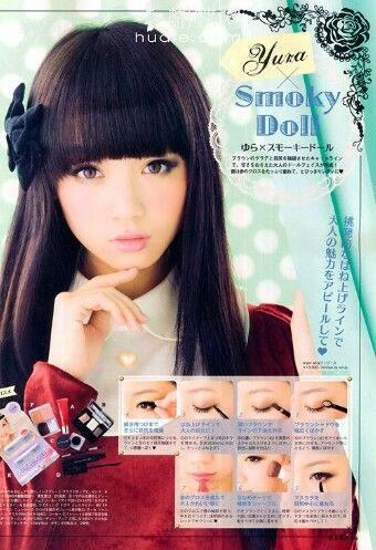 cute doll makeup tutorial