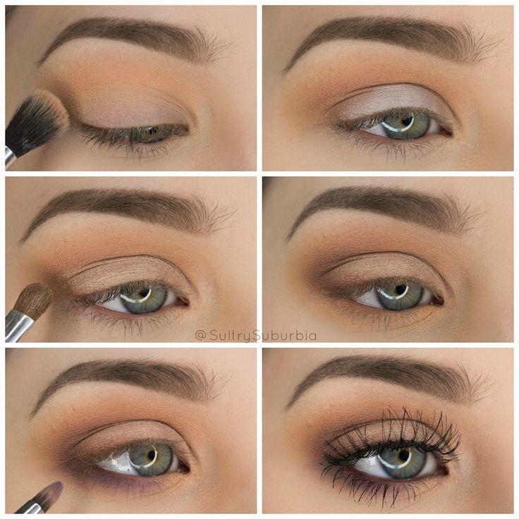 simple eyeshadow makeup tutorial