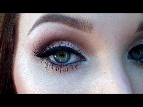 youtube easy smokey eye tutorial