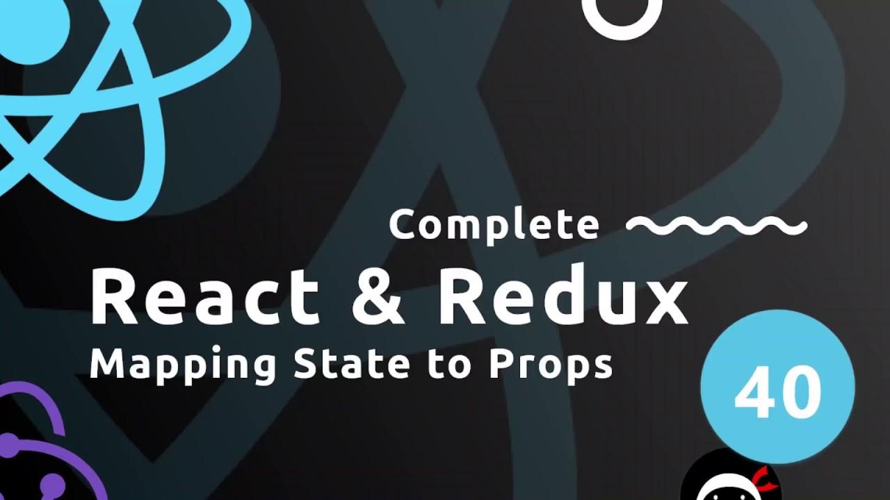 react redux tutorial 2017