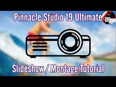 pinnacle studio 19 tutorial