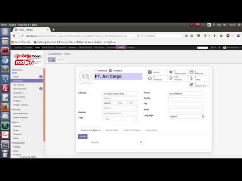 odoo 10 manufacturing tutorial