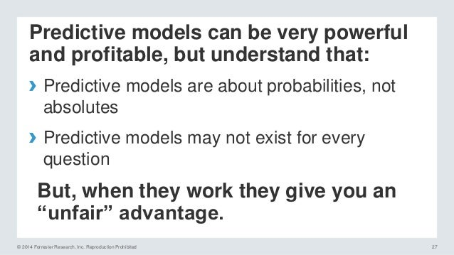 r predictive analytics tutorial