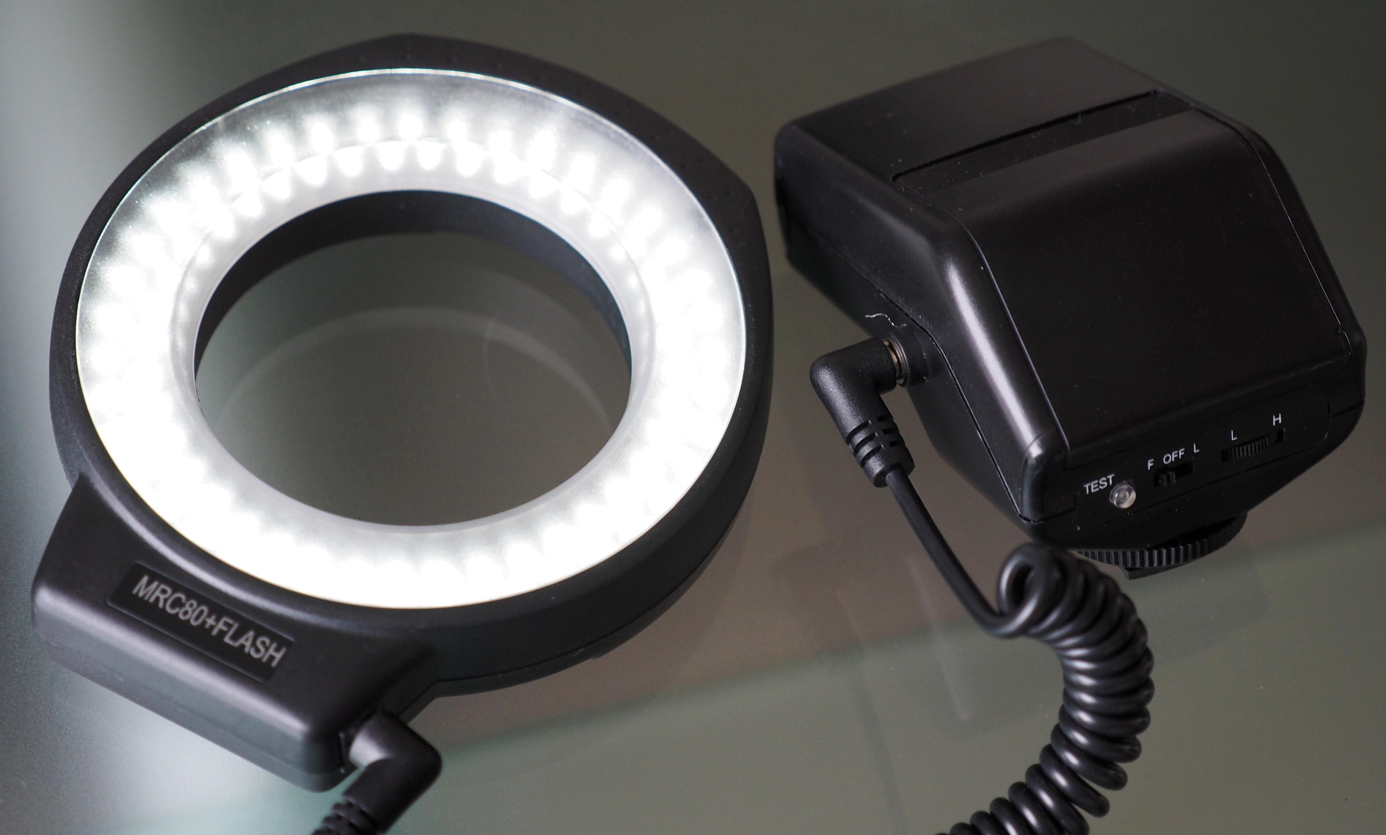 ring light portrait tutorial