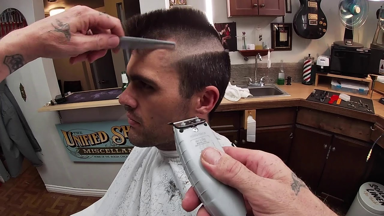 high and tight tutorial