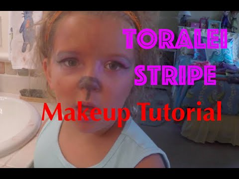 monster high makeup tutorial