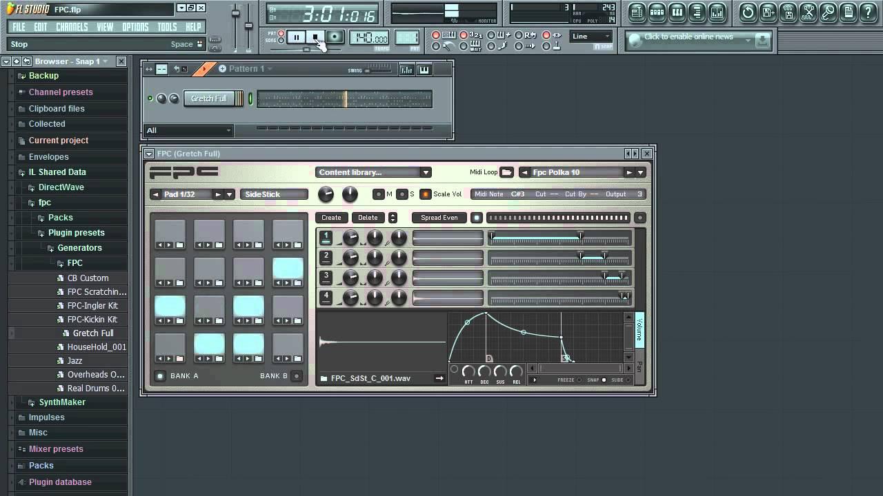 fl studio fpc tutorial