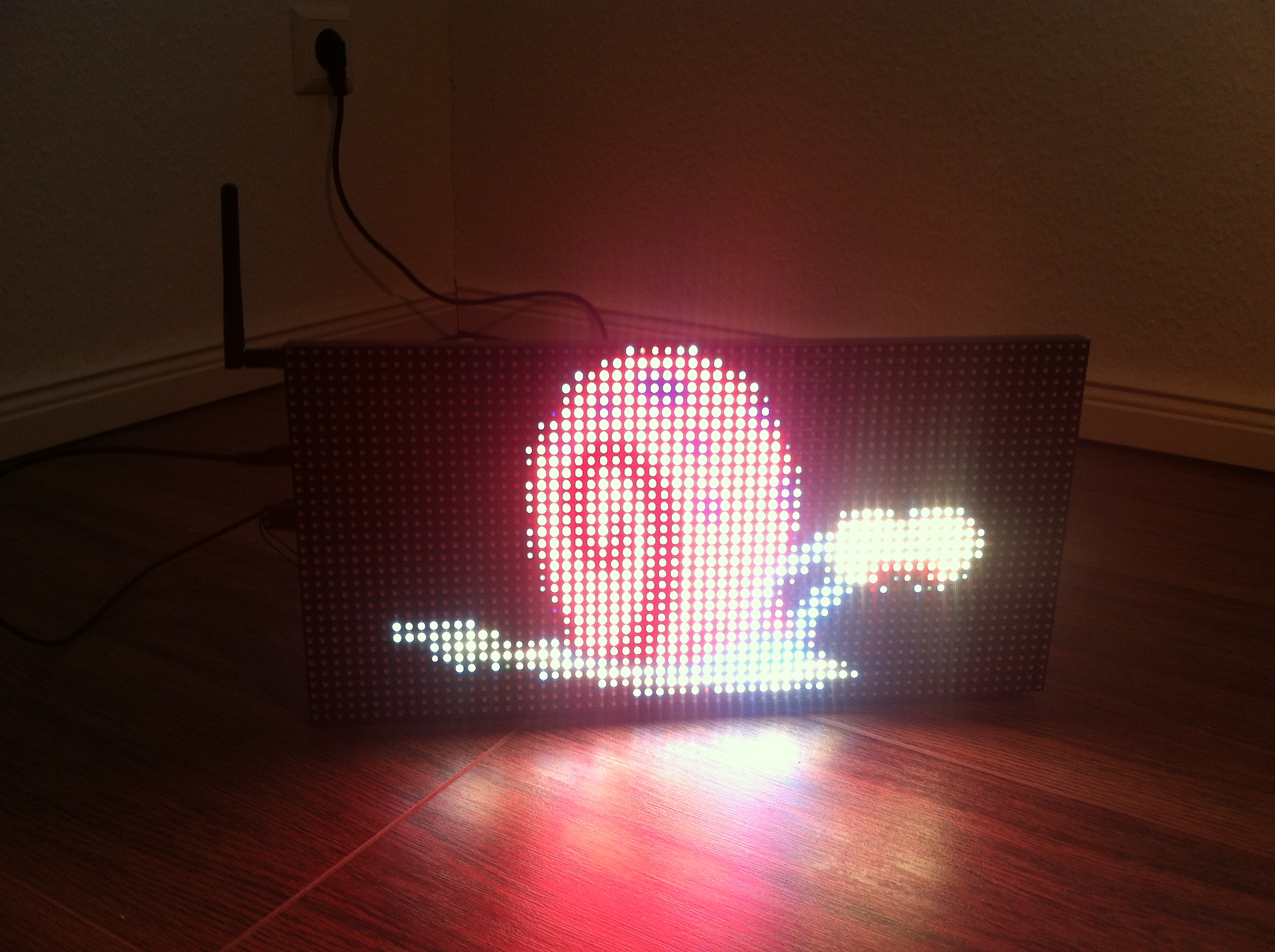 rgb led matrix tutorial