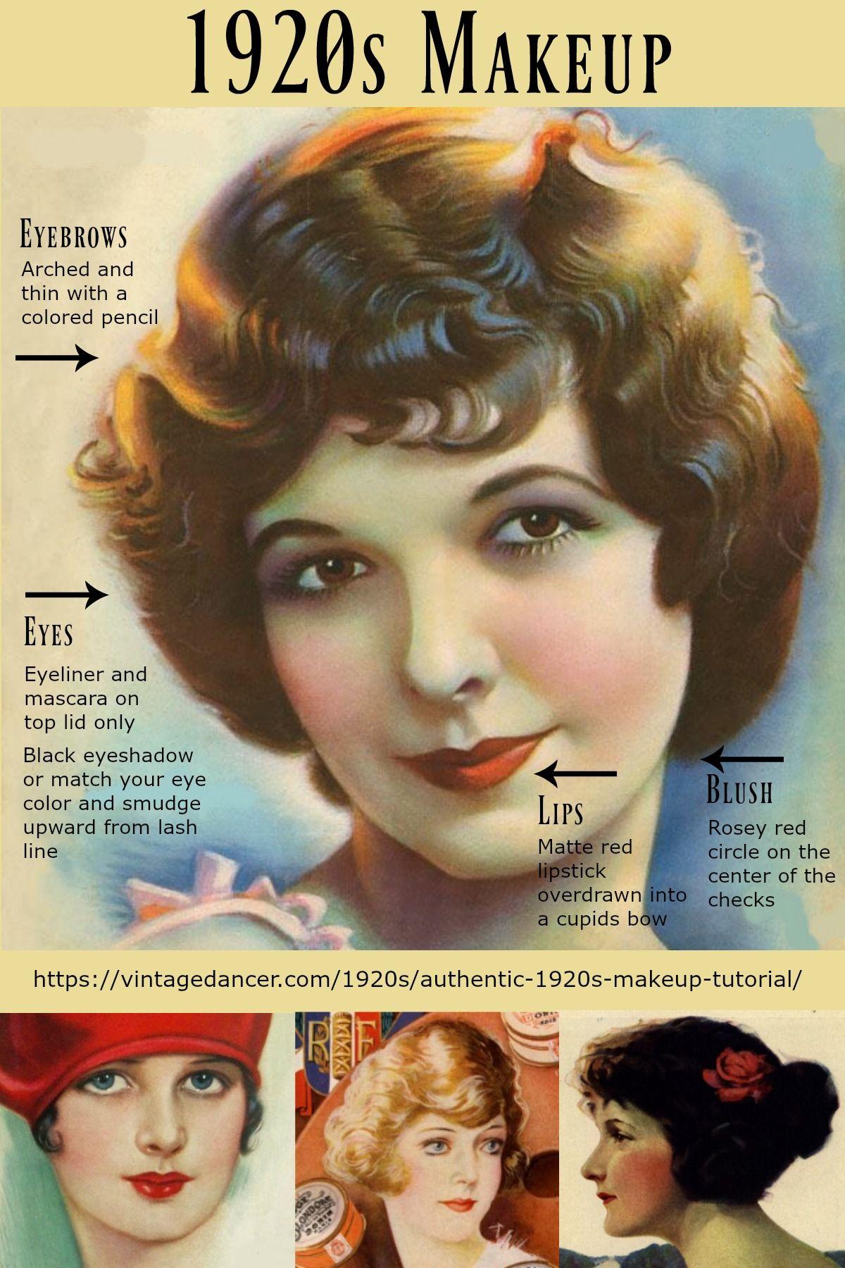 1920s long hairstyles tutorial