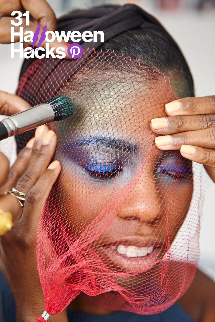 halloween medusa makeup tutorial