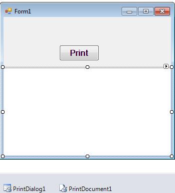 vb net printing tutorial