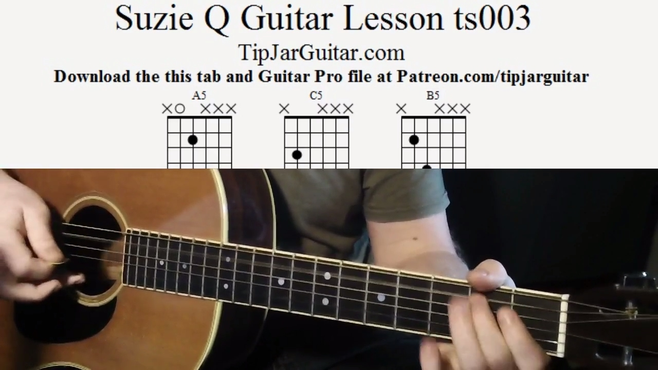 count on me guitar tutorial