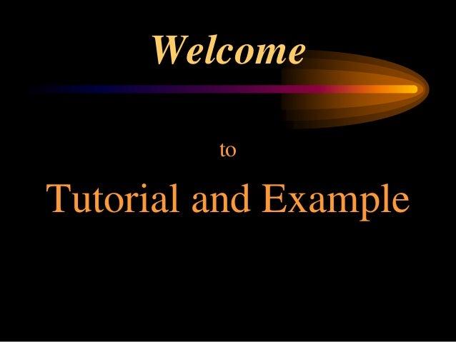 perl scripting language tutorial