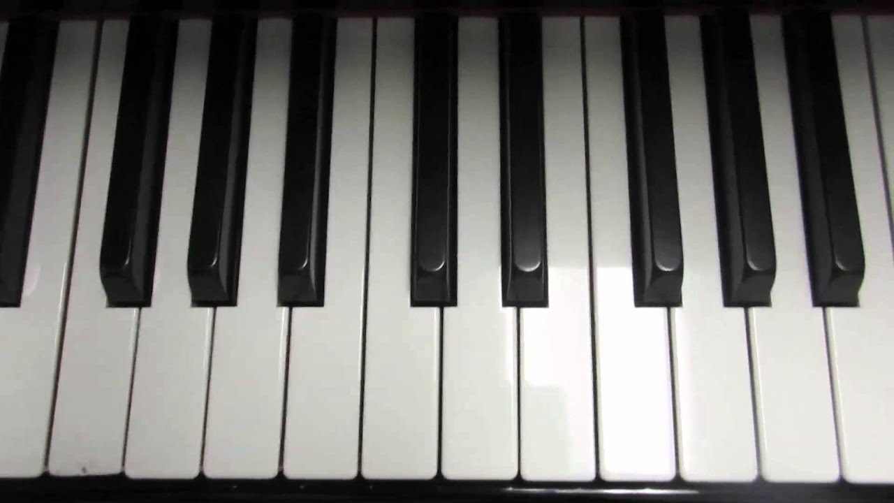bts butterfly piano tutorial