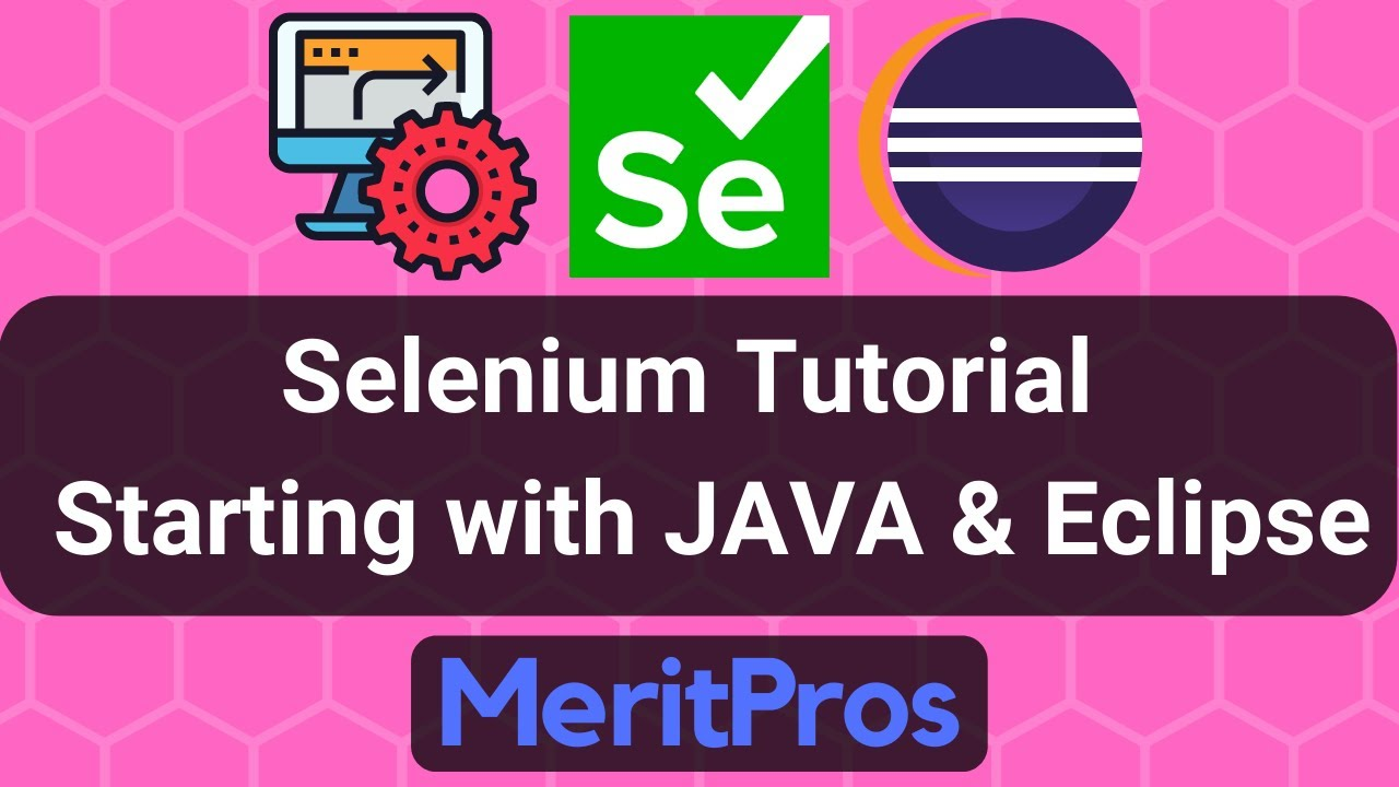 selenium eclipse tutorial java pdf