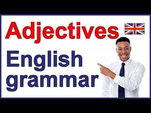 english grammar tutorial youtube
