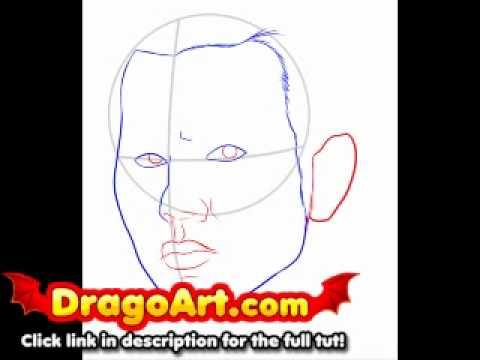 jeff hardy face paint tutorial