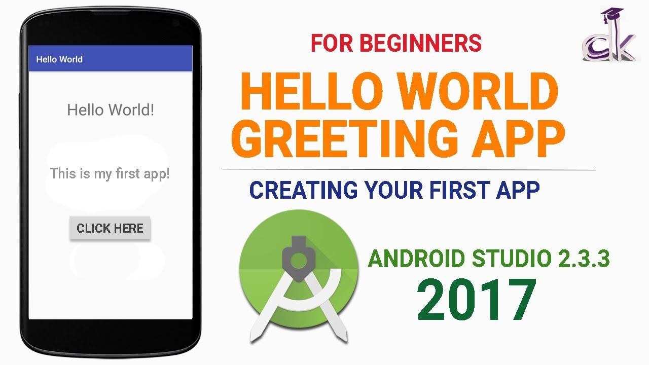 android app making tutorial