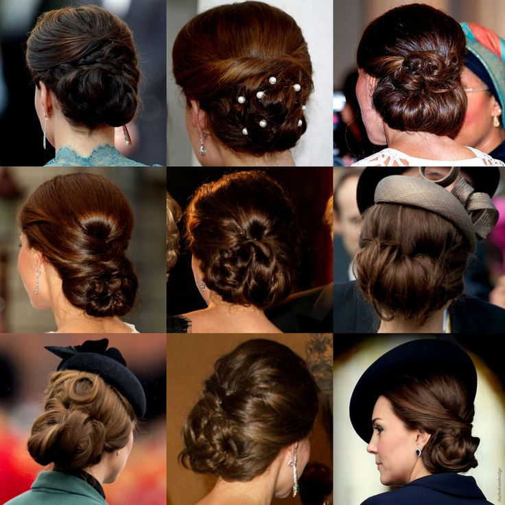 kate middleton hairstyle tutorial