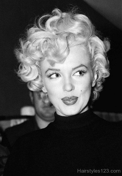 marilyn monroe hair tutorial for long hair