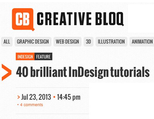 adobe indesign digital publishing tutorial