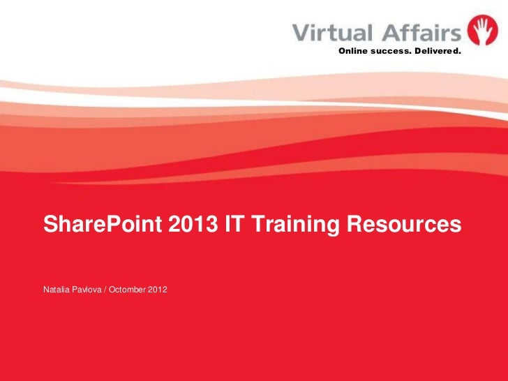 sharepoint 2013 tutorial for developers