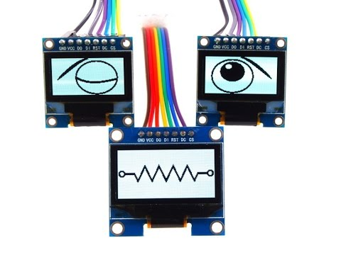 arduino oled display tutorial