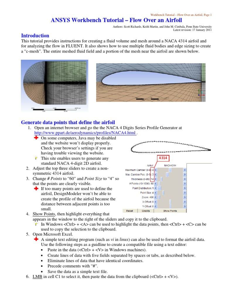 ansys workbench tutorial pdf free download