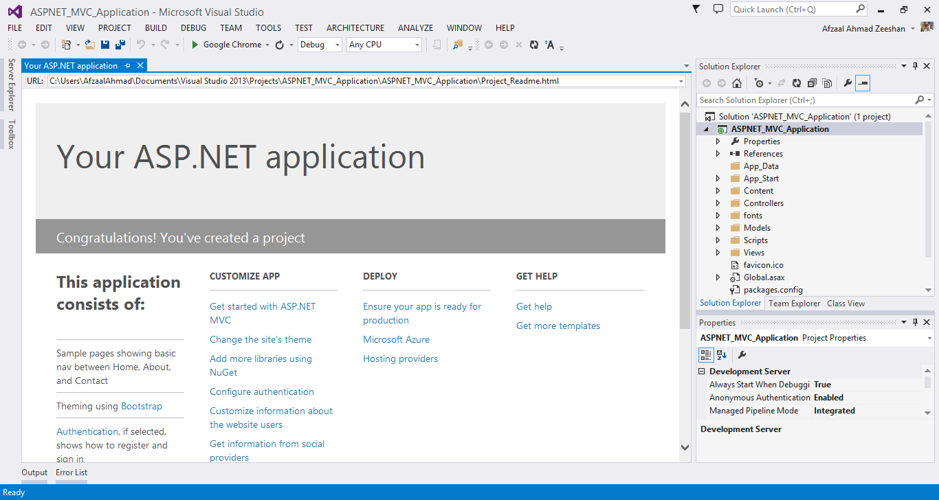 asp net tutorial for beginners with examples