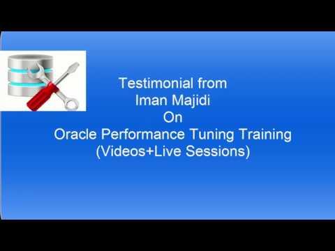 sql performance tuning tutorial