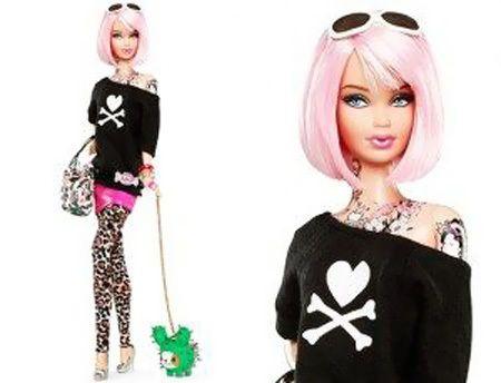 barbie doll hairstyles tutorial
